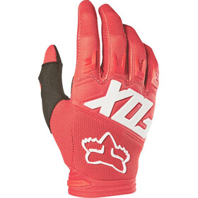 Fox Dirtpaw Bike Gloves Men red